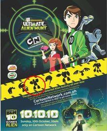Aliens de la caja 10-10-10