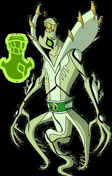 Biomnitrix unleashed ghostvine by rizegreymon22-da2t7ym