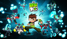 New Season 2 Episode Poster Wallpaper Ben 10 reboot omni enhanced