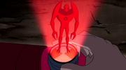 Lodestar red hologram