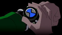 Recalibration Mode Omnitrix