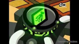 Cartoon network Ben 10 bumper