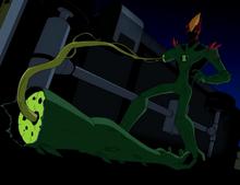 Swampfire Regeneration