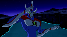 Ultimate Way Big Ben 10 Alien Reboot Season 2 Omniverse Enemy Diagon Ultraman Kamen