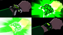 Recalibrated omnitrix ben 10 by dlee1293847-dacone9