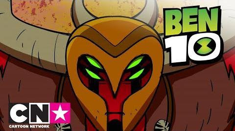 Бен 10- Миры пришельцев - Силач- Игра повелителей - Cartoon Network