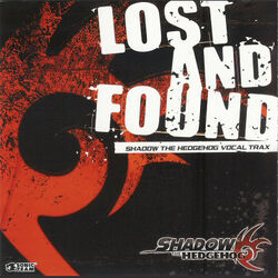 Lost and Found - Shadow the Hedgehog Vocal Trax