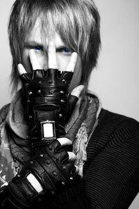 Blue-Eyed Glove