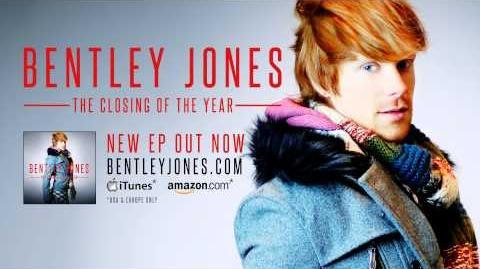 Bentley Jones - The Closing of the Year (Audio)