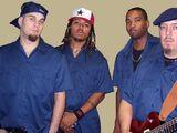 The Black Eyed Peas' Band