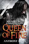 Queen of Fire (UK Cover)