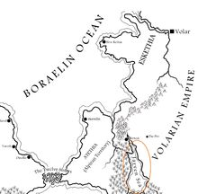 Raven's SHadow Jarven Sea