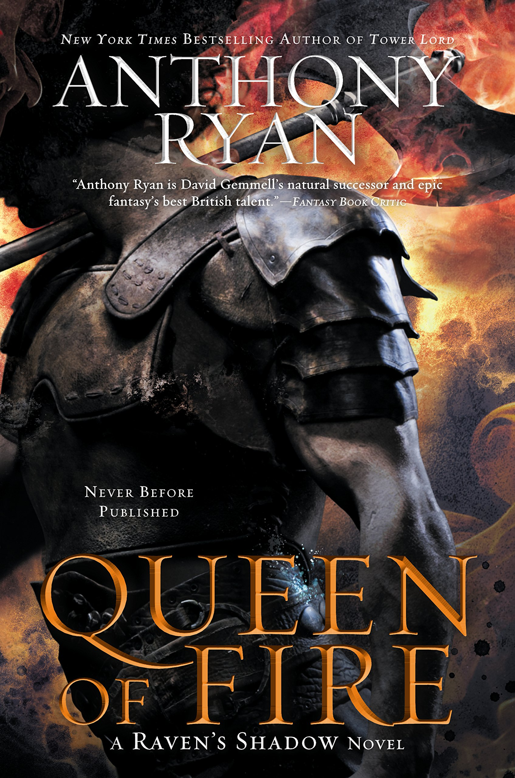 Books by Anthony Ryan