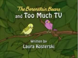 The Berenstain Bears and Too Much TV (episode)