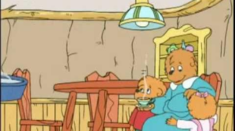 The Berenstain Bears Mama's New Job (2-2)