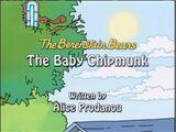 The Baby Chipmunk