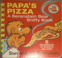 Papas pizza sniffy book cover