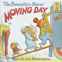 Berenstain bears moving day cover