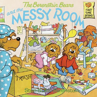 Berenstain bears and the messy room cover