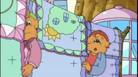 The Berenstain Bears Mama's New Job (1-2)