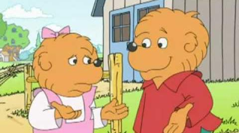 The Berenstain Bears - The Trouble With The Pets (1-2)
