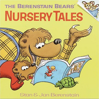 Berenstain bears nursery tales cover