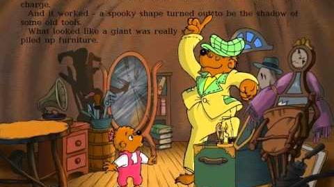 Playthrough The Berenstain Bears in the Dark - Part 3