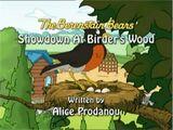Showdown At Birder's Wood