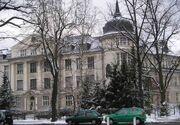Freie Universität Berlin Otto-Hahn-Bau im Winter 01-2005