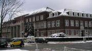 Freie Universität Berlin Präsidialgebäude im Winter 01-2005