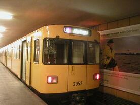 F92 U-Bahn Berlin