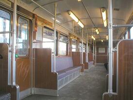 DL-Zug Berlin Innenraum