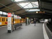 U-Bahn Berlin Gleisdreieck