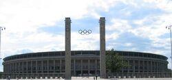 Berlin Charlottenburg Olympia-Stadion