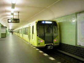 U-Bahn Berlin Zugtyp H