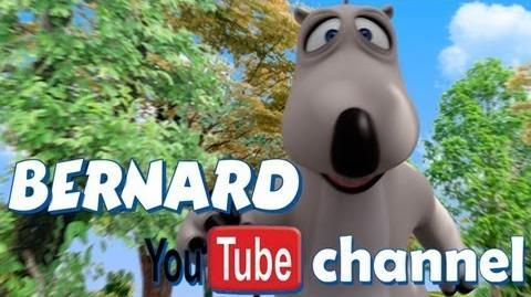 Bernard Bear YouTube Channel!!!