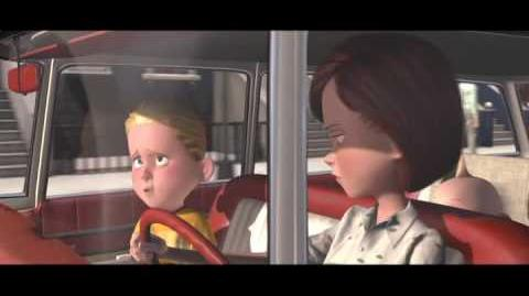 Incredibles Dash and Mom