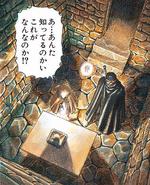 E0D-Vargas muestra Beherit-manga