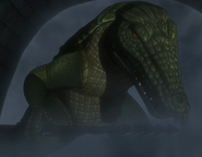 Pisacha cocodrilo (anime)