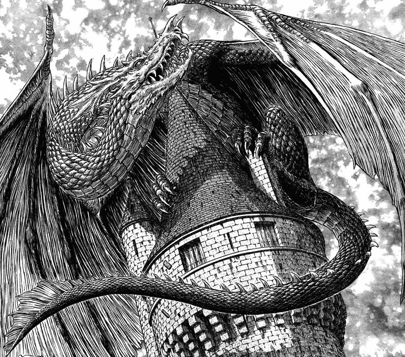 dragon berserk wiki fandom powered by wikia