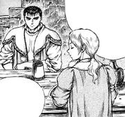Manga E34 Judeau Guts Talk