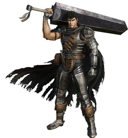 File:Black Swordsman Guts from Berserk Musou.jpg