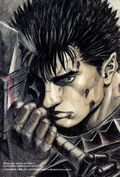 Guts Post-Eclipse Manga