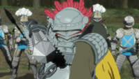 Azan full armor