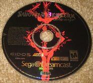 Sword of the Berserk (disco NTSC)