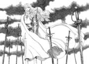 Manga E178 Griffith Unmoved