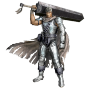 Guts Espadachín Blanco (DLC Berserk Musou)