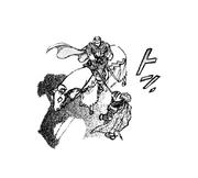 Manga E28 Griffith Kills Gennon