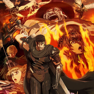 Second premier key art of the main characters.