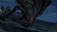 Gust con armadura Berserker (anime 2016)
